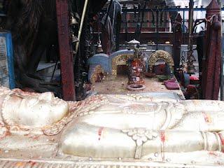 Lord Shiva and Bhairav
