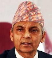 Khil Raj Regmi Prime Minister of Nepal